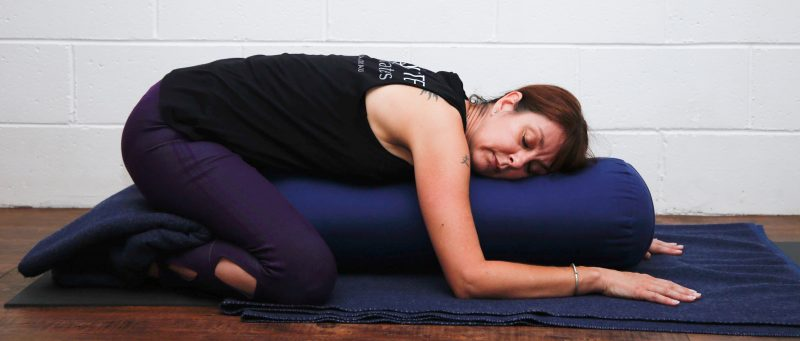 RESTORATIVE YOGA at Absolute Yoga and Pilates Ballarat